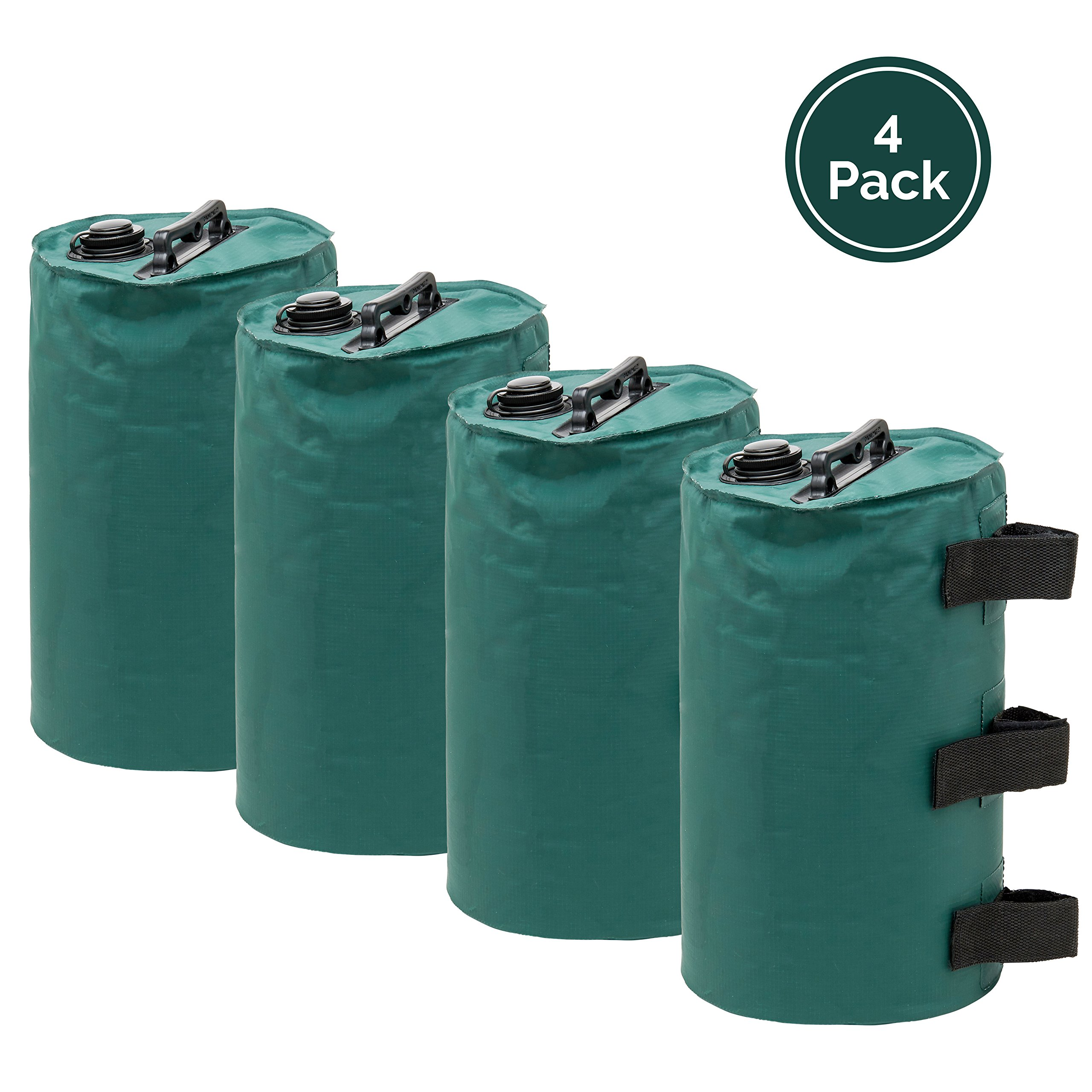 Anavim Canopy Water Weights Bag, Leg Weights for Pop up Canopy 4pcs-pack