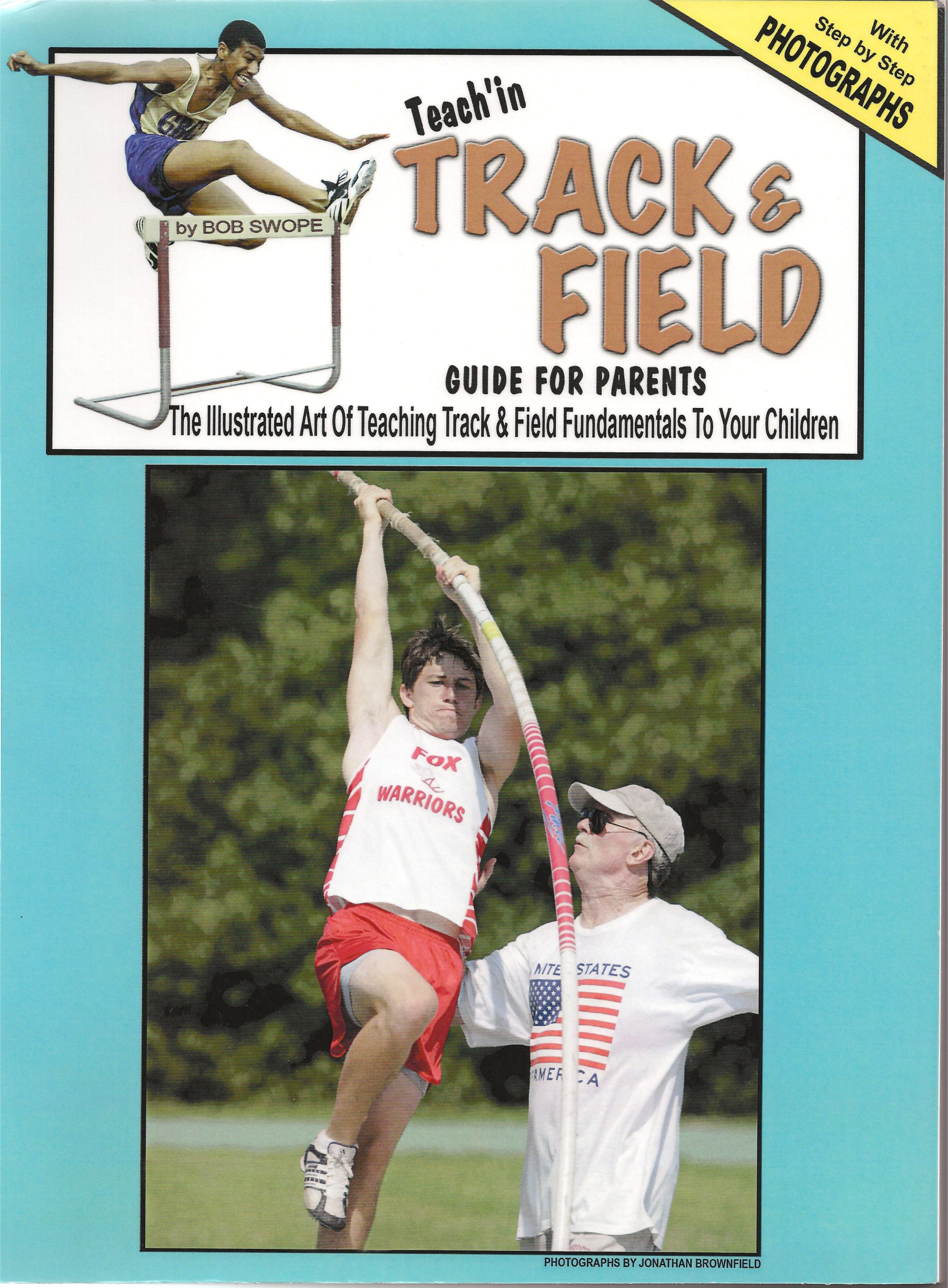 Teachin Track & Field First Edition Guide for Parents (Teach'n)