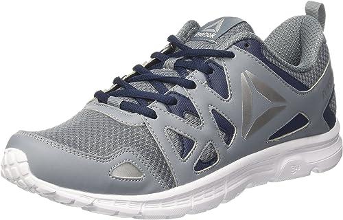 Reebok BD2187, Zapatillas de Trail Running para Hombre, Gris (Asteroid Dust/Collegiate Navy/White/Pewt), 50 EU: Amazon.es: Zapatos y complementos