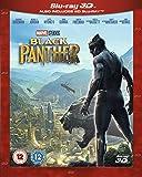 Black Panther 3D + 2D Blu-ray