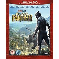 Black Panther [3D Blu-Ray] [2018] [Region Free]