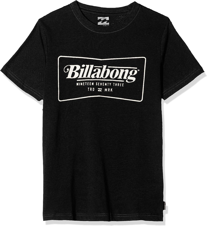 BILLABONG Inversed SS Tee Boy T-Shirt Gar/çon