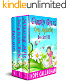 Garden Girls Cozy Mysteries Series Collection: Boxed Set III (Books 7-9)