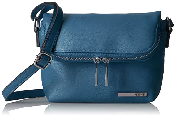 0d6f002eb5 Kenneth Cole Reaction Wooster Street Foldover Minibag with RFID Blocking