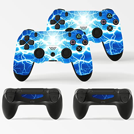 Video Games & Consoles Ps4 Slim Sticker Console Decal Playstation 4 Controller Vinyl Skin Man Woman Sale Overall Discount 50-70% Faceplates, Decals & Stickers