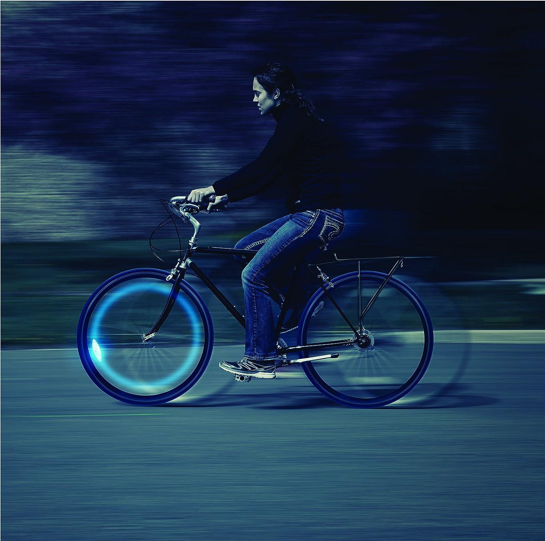 Nite Ize Spokelit Led Spoke Light Best Bicycle Lights for Safety and...