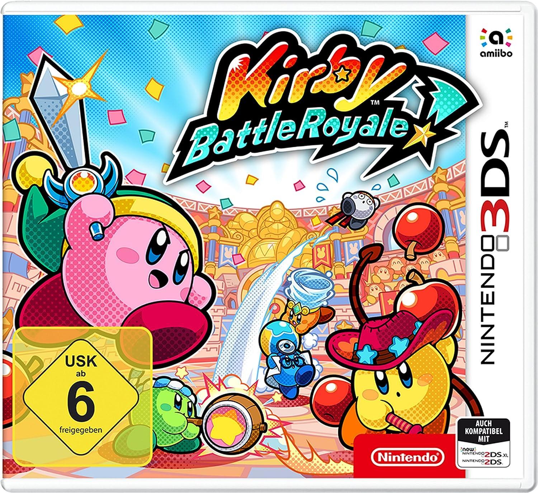Kirby Battle Royale - Nintendo 3DS [Importación alemana]: Amazon ...