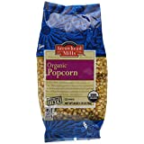 Arrowhead Mills Organic Popcorn - 2 Bags - Total of 56 Ounces (2 Pack)