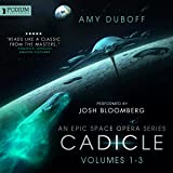 Cadicle: An Epic Space Opera Series, Volumes 1-3