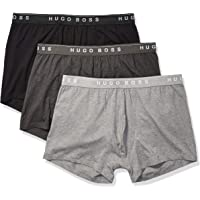 Hugo Boss BOSS Men's 3-Pack Cotton Trunk