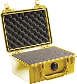 product image for Pelican 1150 Camera Case With Foam (Yellow)