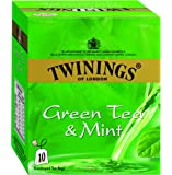 Twinings Green Tea With Mint, 10 Tea Bags