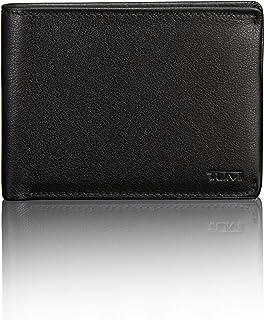 size 40 0546a 8d6d1 Tumi Men's Delta Global Center Flip ID Passcase, Black, One Size ...