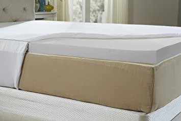 Amazon Com Natures Sleep Cool Iq Twin Extra Long Size 2 5 Inch