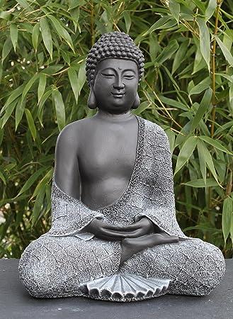 emejing buddha figuren garten photos. Black Bedroom Furniture Sets. Home Design Ideas