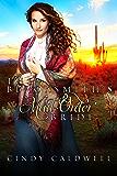 The Blacksmith's Mail Order Bride (Wild West Frontier Brides Book 7)