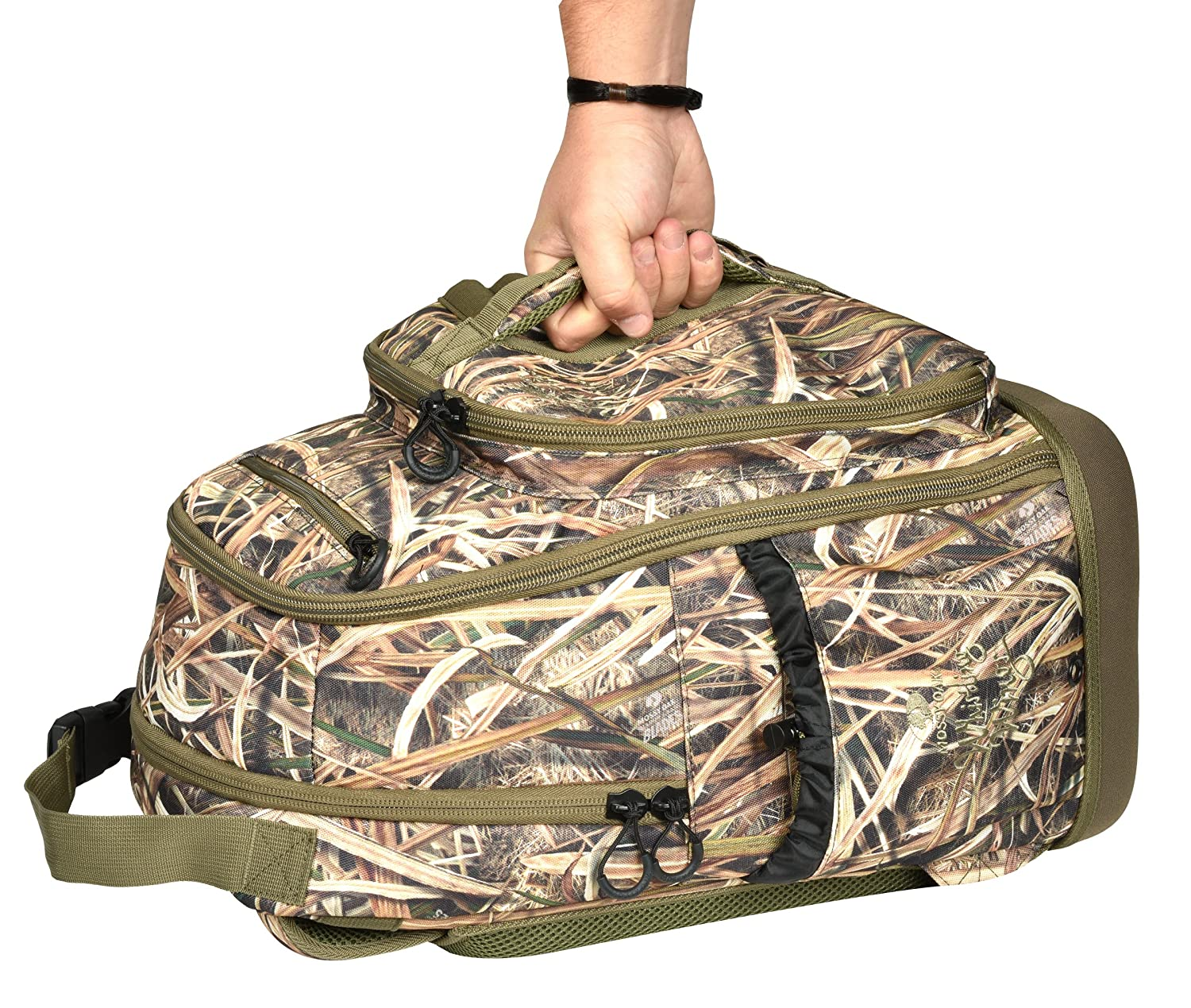 b5fc6ed355 Amazon.com  Mossy Oak Drawdown Timber Bag