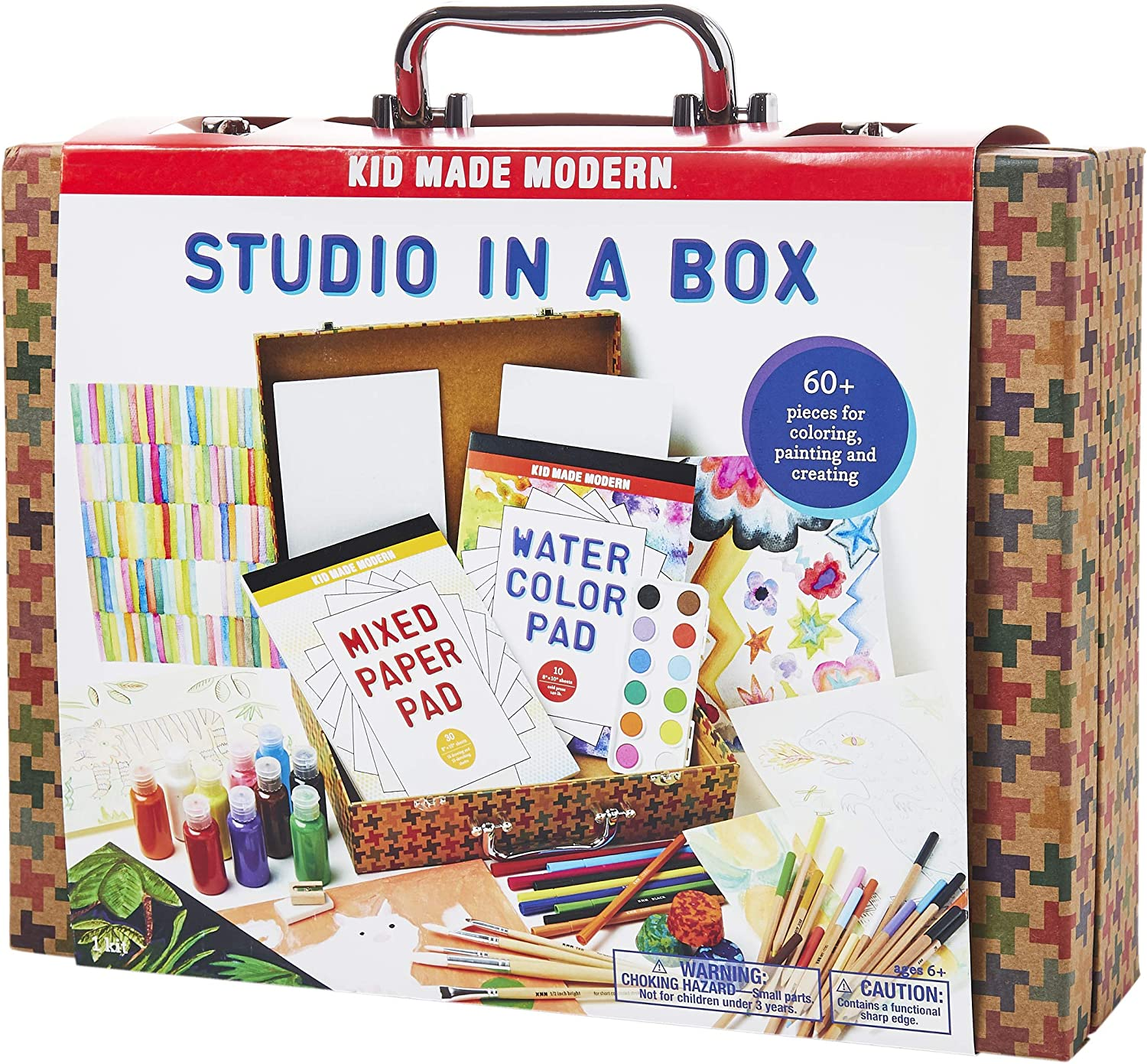 Kid Made Modern Studio in A Box Set - Painting