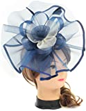 Myjoyday Fascinators for Women Derby Headband