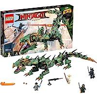 LEGO Juego de Construcción The Ninjago Movie Dragón Mecánico del Ninja Verde (70612)