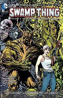 Swamp Thing Vol 3 Rotworld The Green Kingdom New 52