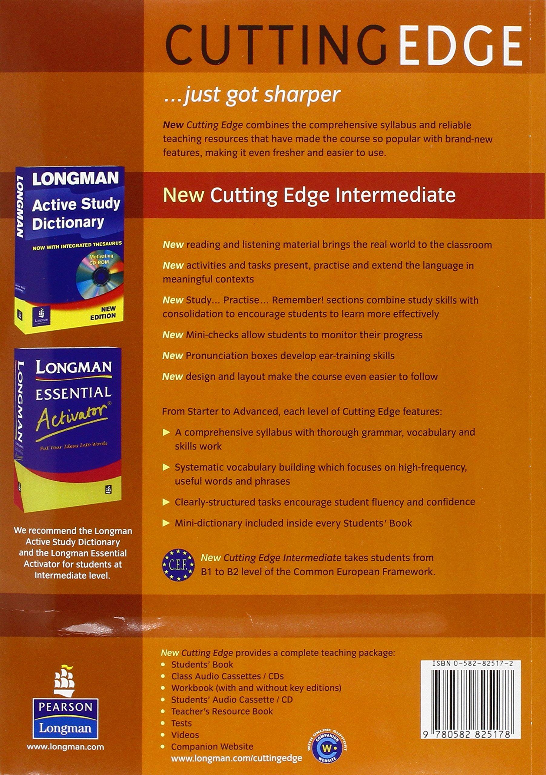 Cutting edge starter pdf скачать бесплатно