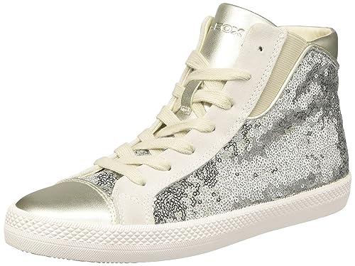 Borse Collo Geox Donna Giyo A E Scarpe Amazon A Alto Sneaker D it 0Xr07