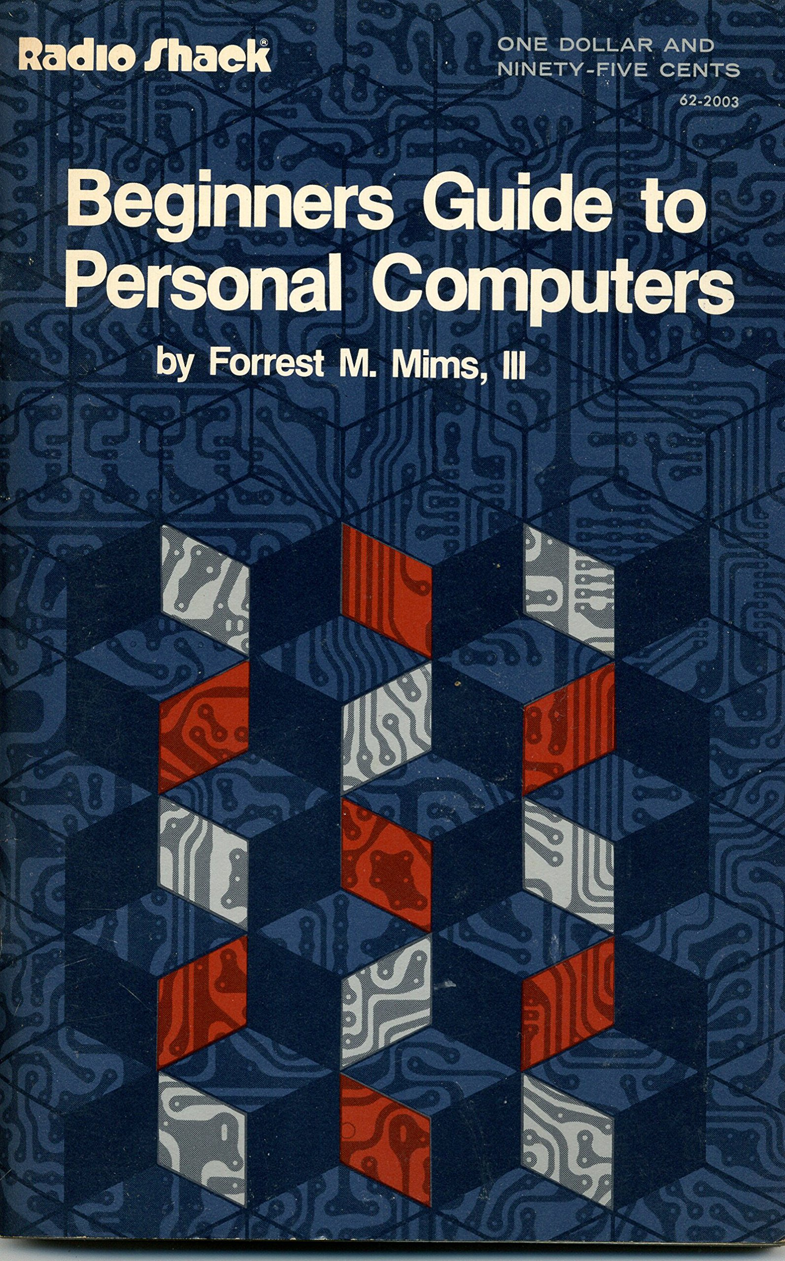 Beginners guide to personal computers, Mims, Forrest M. Radio Shack.