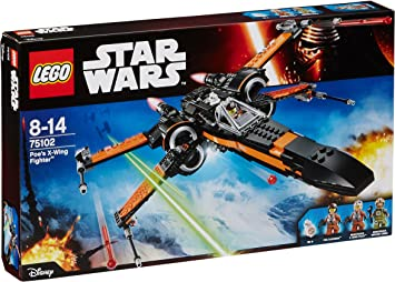LEGO - FighterPoes Fighter, Star Wars-Poes X-Wing Fighter (75102): Amazon.es: Juguetes y juegos