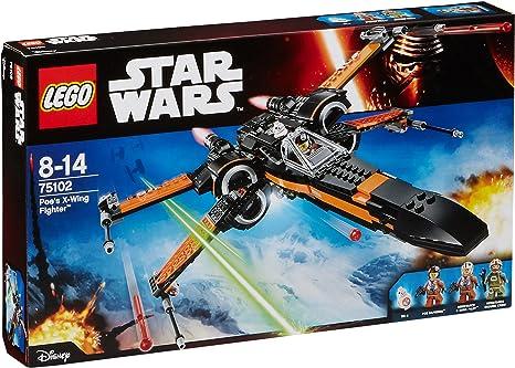 レゴ LEGO スター・ウォーズ ポーのXウィング・ファイター【TM】 75102