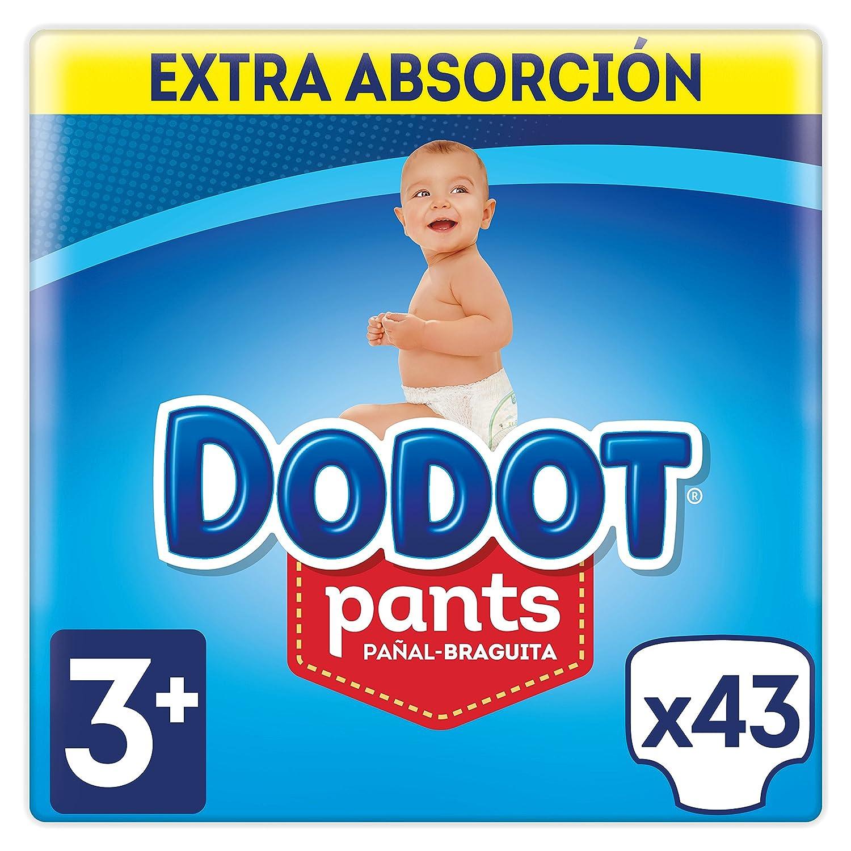 Talla 5 - 1 x 36 Pa/ñales Dodot Pants Extra Pa/ñales 12-17 kg