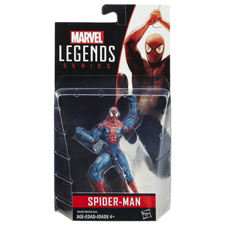 Spider-Man Spiderman C1407ELl20/Marvel Legends Actionfiguren Man /& Marvels Vulture 2er-Pack