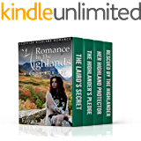 Romance In The Highlands: (Scottish Highland Romance Box Set)