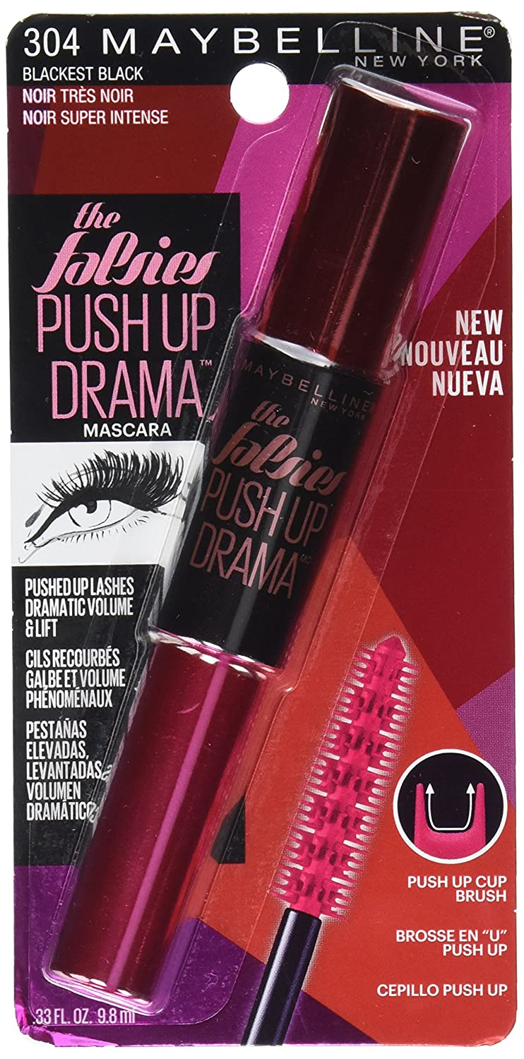 Maybelline New York Washable Blackest: Amazon.es: Salud y cuidado personal