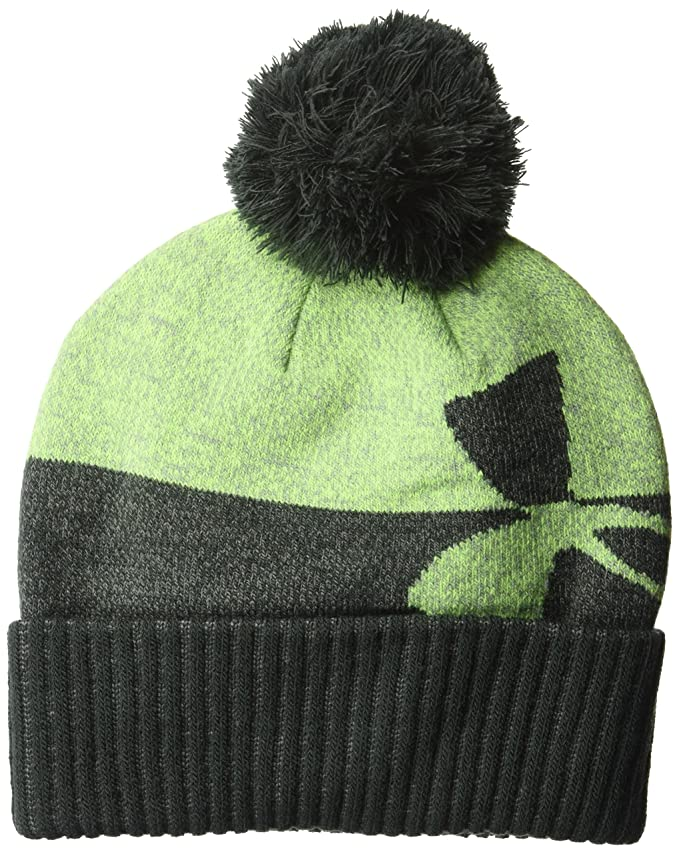 84b39671013 Amazon.com  Under Armour Boys  Pom Beanie upd  Sports   Outdoors