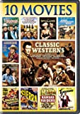 Classic Westerns, 10-Movie Collection: When Daltons Rode / The Virginian / Whispering Smith / The Spoilers / Comanche…