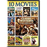 Classic Westerns, 10-Movie Collection: When Daltons Rode / The Virginian / Whispering Smith / The Spoilers / Comanche Territo