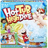 Hot Tub High Dive Game with Bubbles for Kids Board Game for Boys and Girls Ages 4 and Up