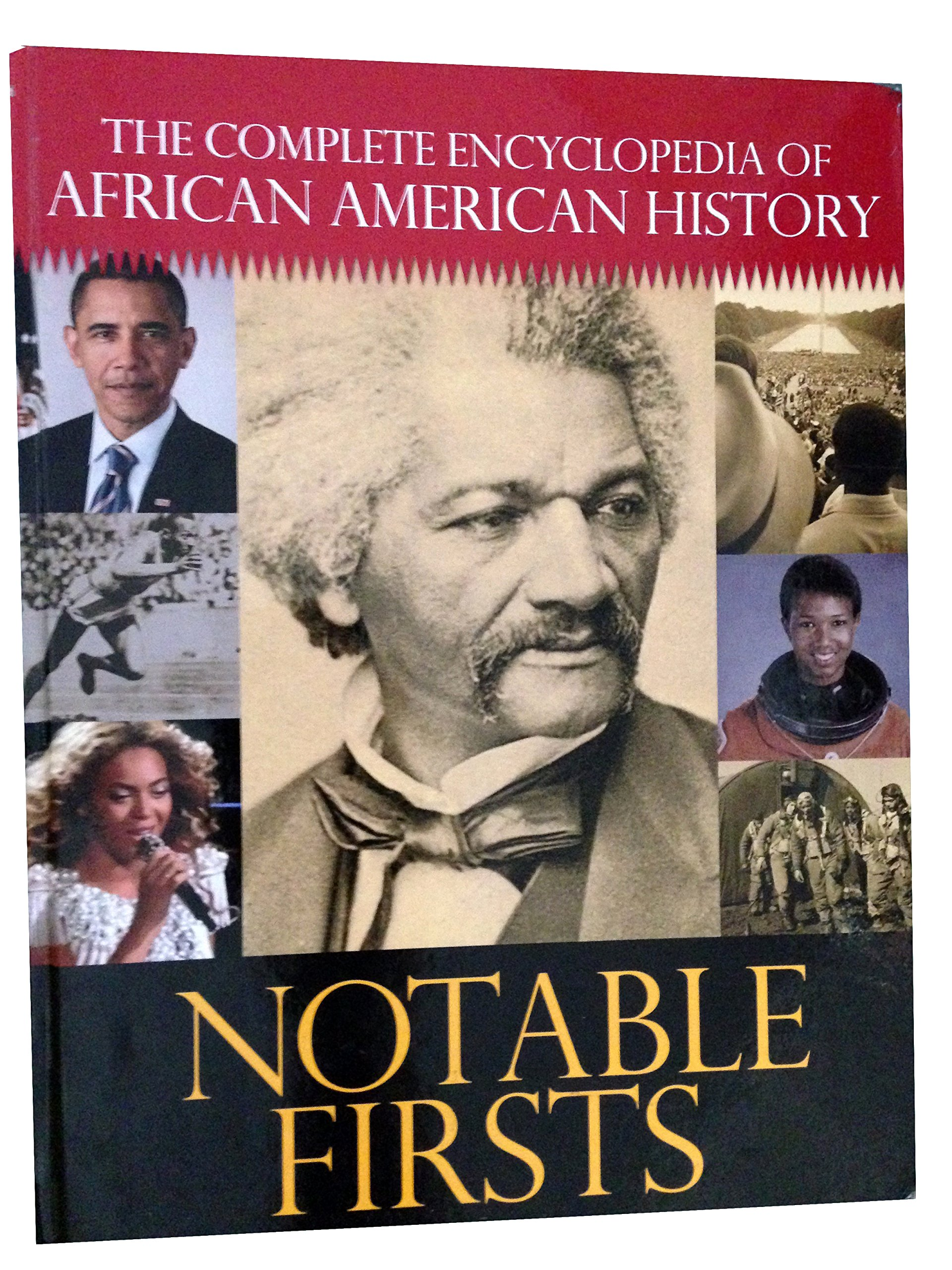 Download The Complete Encyclopedia of African American History: Notable Firsts pdf epub