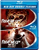 Friday the 13th Part V/Friday the 13th Part VI (BD) (DBFE) [Blu-ray]