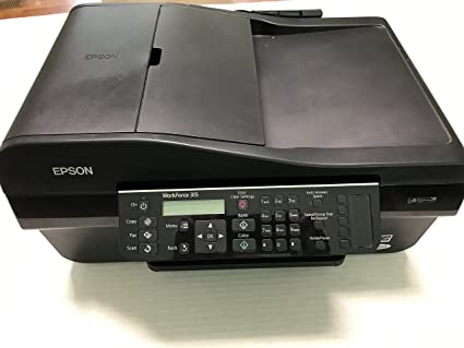 Epson WorkForce 315 Printer Drivers
