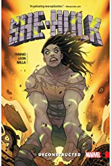 She-Hulk Vol. 1: Deconstructed (Hulk (2016-2018))
