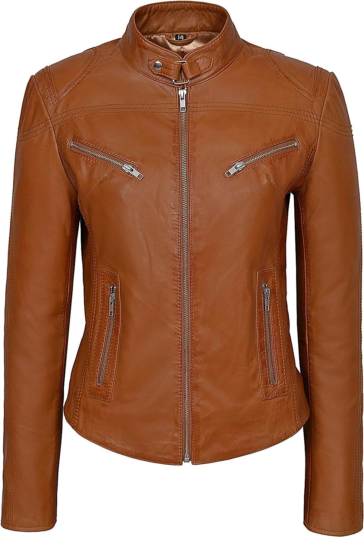 Traje de neopreno para mujer velocidad lavar marrón diseño Retro de motorista de carreras con diseño de estampado de sábana bajera para cama de funda rígida con una chaqueta de cuero para moto