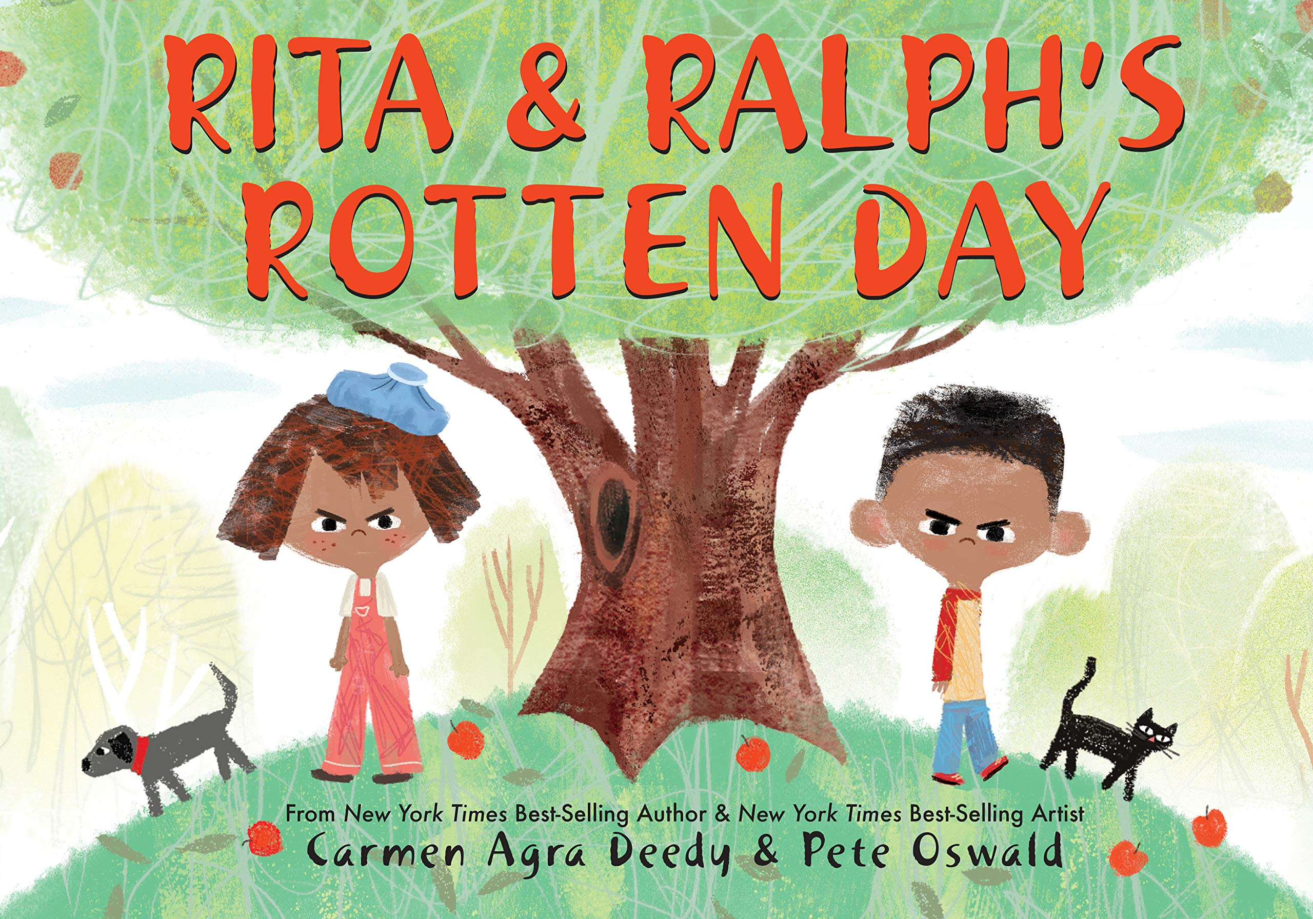 New York Times Best Sellers March 2020 Rita and Ralph's Rotten Day: Carmen Agra Deedy, Pete Oswald