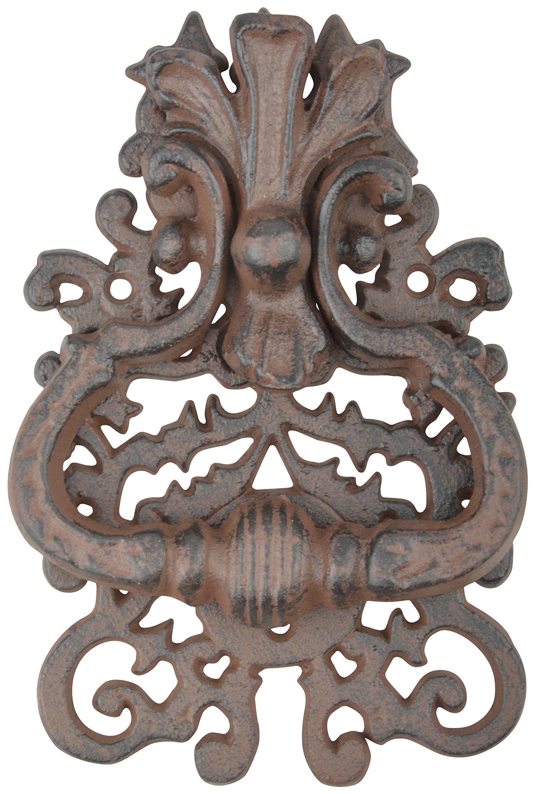 Esschert Design Classic Design Cast Iron Door Knocker