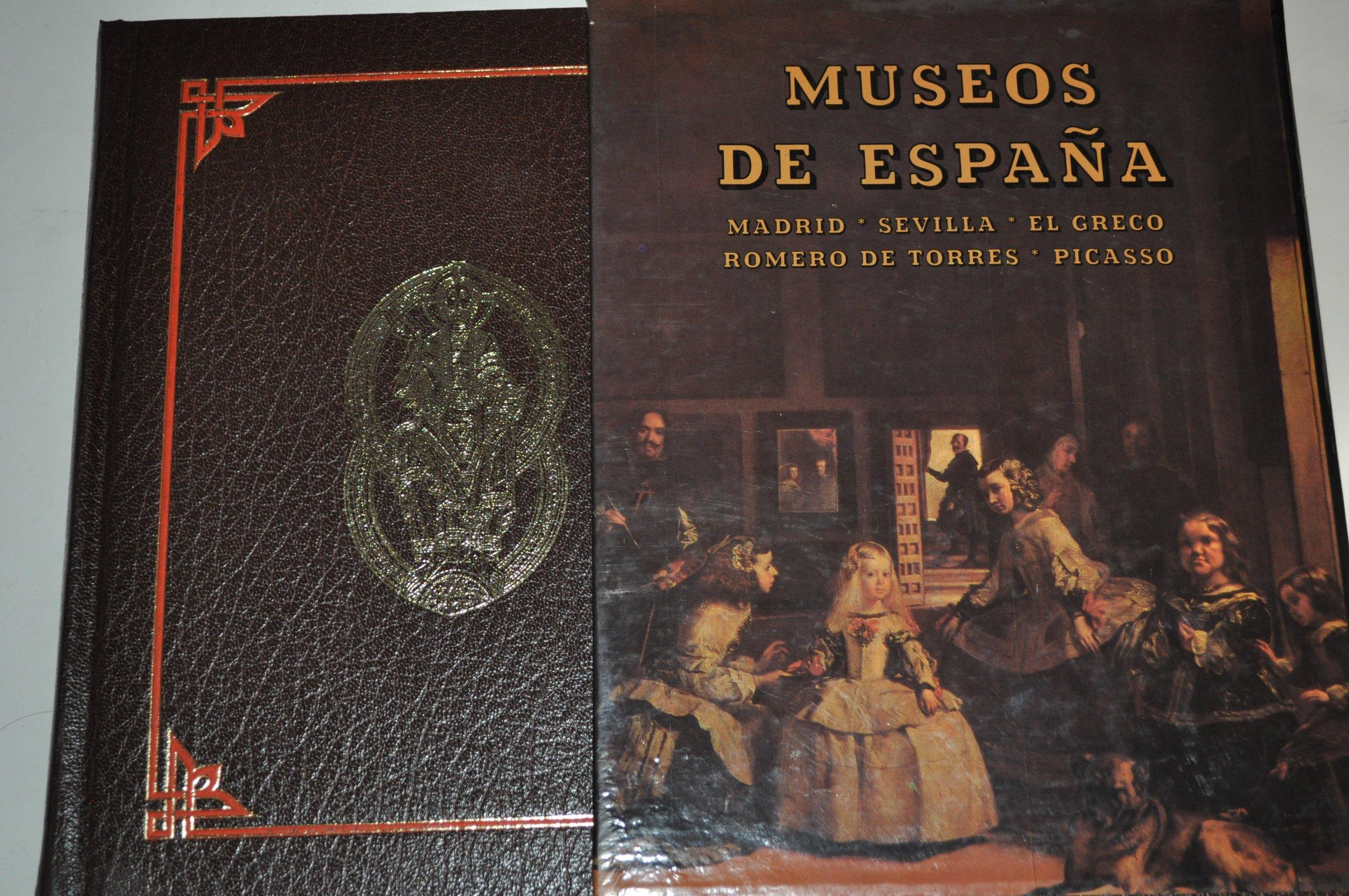 Museos de España II: Madrid, Sevilla, El Greco, Romero de Torres y Picasso: Amazon.es: Álvarez Lopera, José: Libros