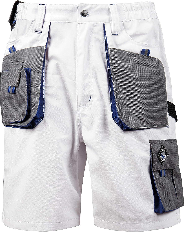 Emerton/® Pantalones Cortos de Trabajo para Hombre para el Verano