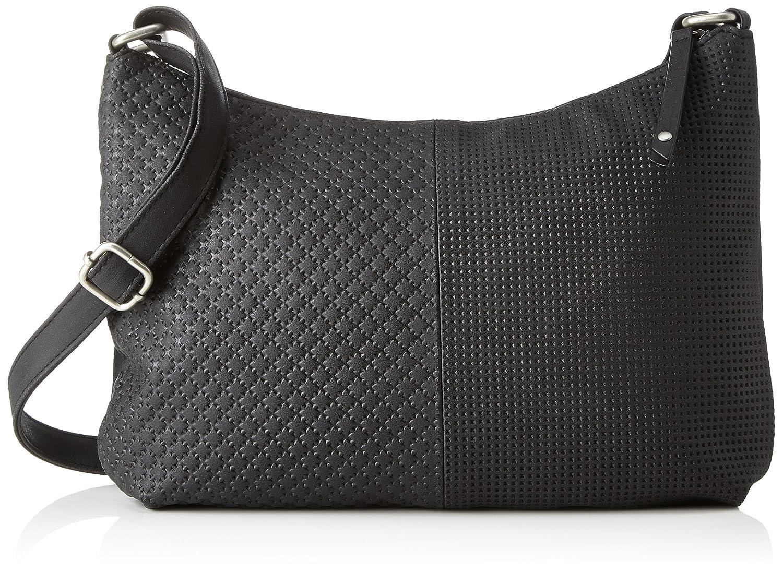 0b54e2d1e1 s.Oliver (Bags) 39.711.94.6045 - Borse a tracolla Donna, Schwarz  (Black/schwarz), 3x22.5x31.5 cm (B x H T): Amazon.it: Scarpe e borse