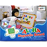 Alpha Magnetic Learning Board