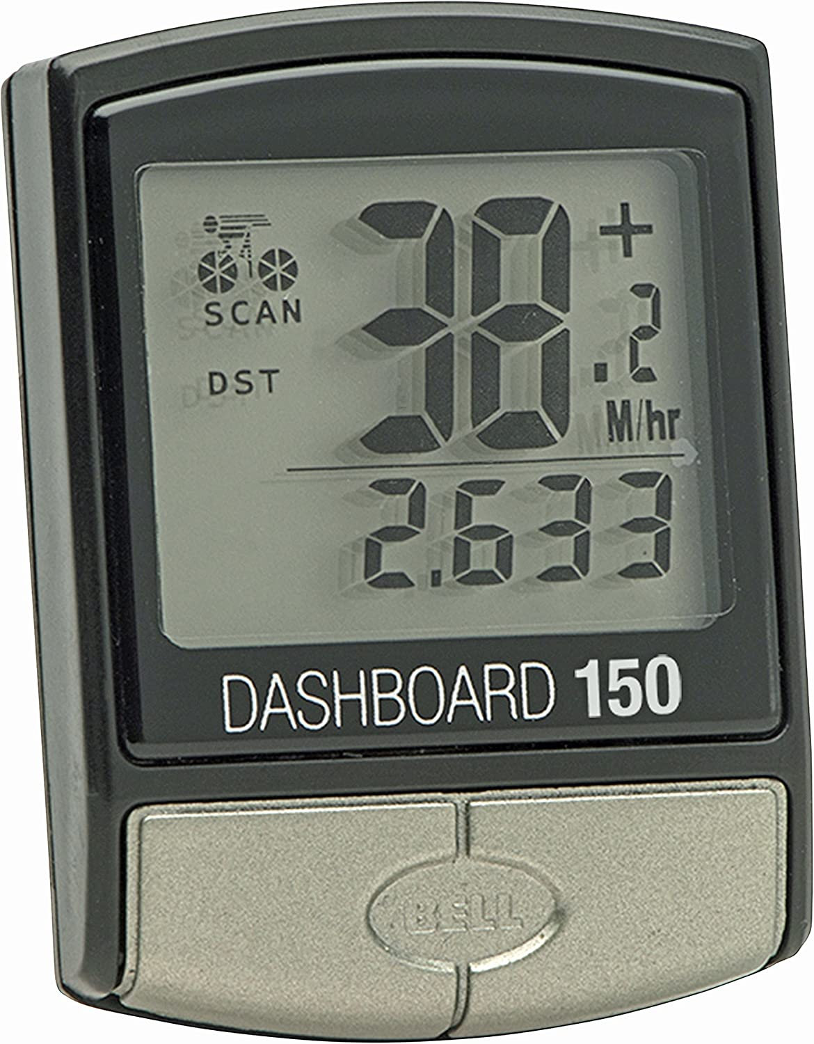 Bell Dashboard Multi Function Cyclocomputer BELL SPORTS 7001115